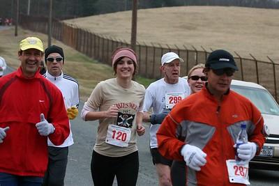 Mile 1.5 - Second 60 - GW Marathon 2005