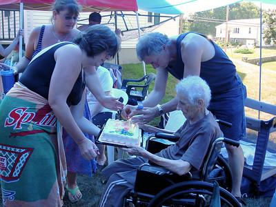 Nana's 95th Birthday Party