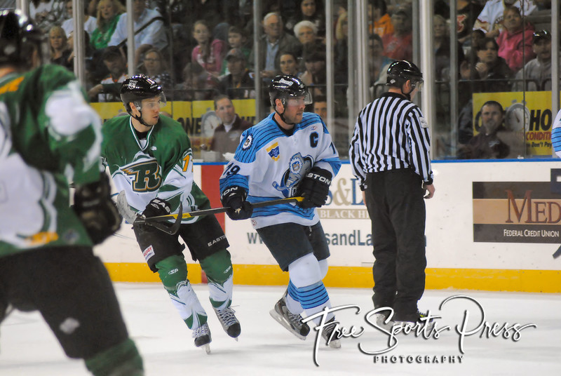 Rush vs Icemen (03/16/2012)