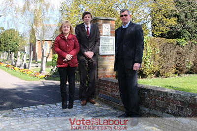 """Labour councillors in Harwich West Ward have reacted to residents' concerns over a failure to secure the gates to Dovercourt cemetery outside of opening hours.The gates to the cemetery which control vehicular access are being left wide open at all times in spite of the published position on TDC's web site which states:'In Clacton on Sea and Dovecourt cemeteries vehicular access will be permitted Monday to Friday inclusive between 7.30AM and 4PM.  At weekends and Bank Holidays vehicular access at Clacton on Sea and Dovercourt cemeteries will be permitted between the hours of 10AM and 4.30PM.'West Ward TDC councillor, John Hawkins, says,  """"The West Ward team have all been hearing concerns from our residents about this.  I imagine its' because they are more likely to pass the gates than those living in other wards.  People are uncomfortable at the thought of cars having access to the cemetery at night and we share their concern.  I have reported the matter to TDC.""""For further information please contact John Hawkins on 01255 8710599"""