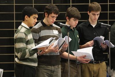 2011-02-01 Catholic Schools Week Mass