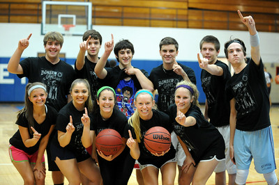 Bomber Games Basketball (10/2/2013)