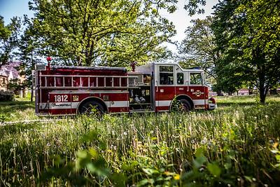 Fire Academy Training 5.21.2016