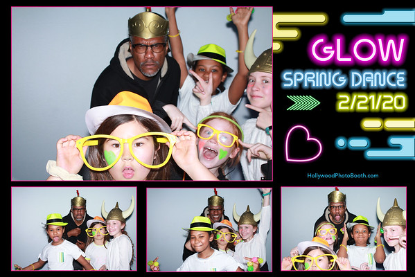 Glow Spring Dance 2020