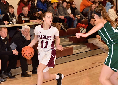 AMHS Girls Varsity Basketball vs MSJ photos by Gary Baker