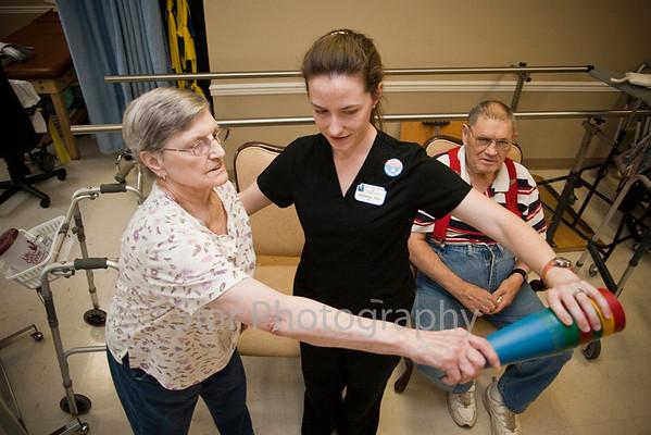 Rehabilitation at Lifecare 08-18-10
