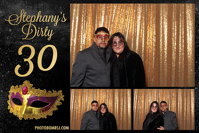 Stephany's Dirty 30