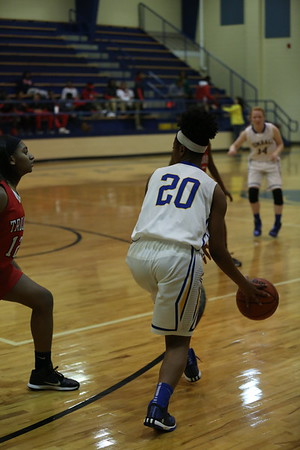 Sumrall vs W. Marion Varsity basketball - girls and boys
