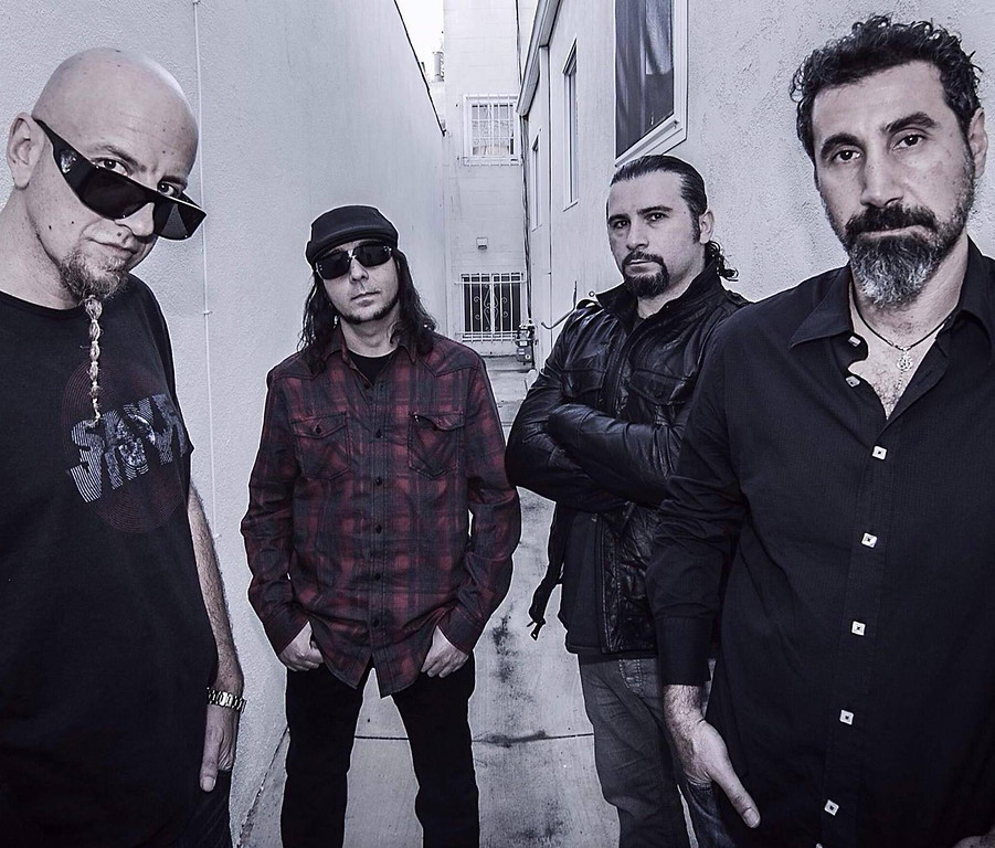 . System of a Down - June 17