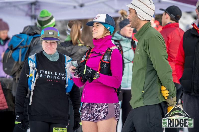 Run Ridge Run, part of the Coast Mountain Trail Series