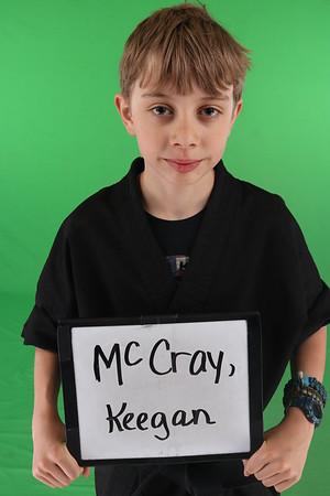 Keegan McCray