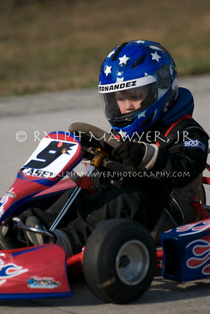 Hill Country Kart Club - 11 Nov 2007