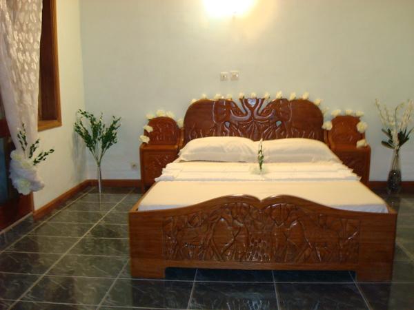 Belles chambres de noces 58  à 75  Euros par jour - 38000 à 50000 F CFA par jour