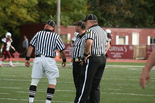 Freshmen vs Red Bank Regional 10192012