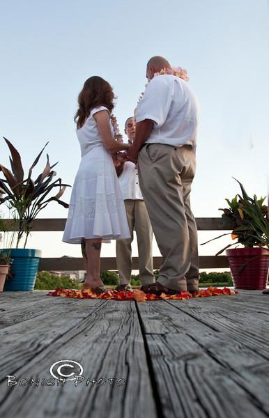 Chris & Sonsearae's Wedding - Low-Key Hideaway
