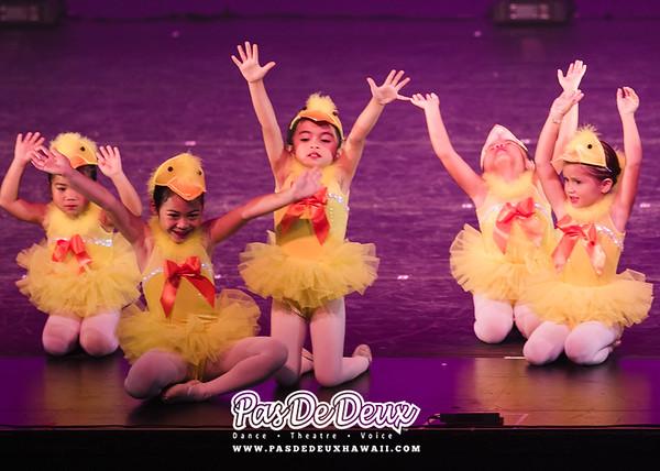 16. Lucky Ducks