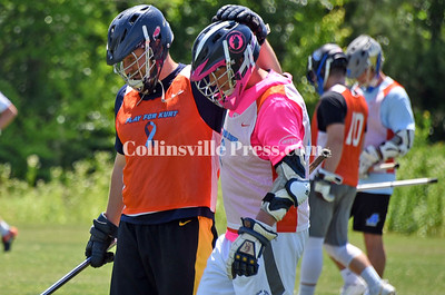 Play for Kurt lacrosse game