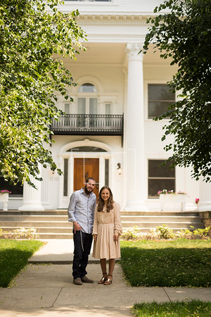 Ari & Shaina [LT] Engagement Shoot