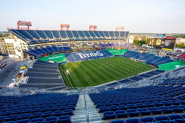 MLS: Nashville SC vs Austin FC