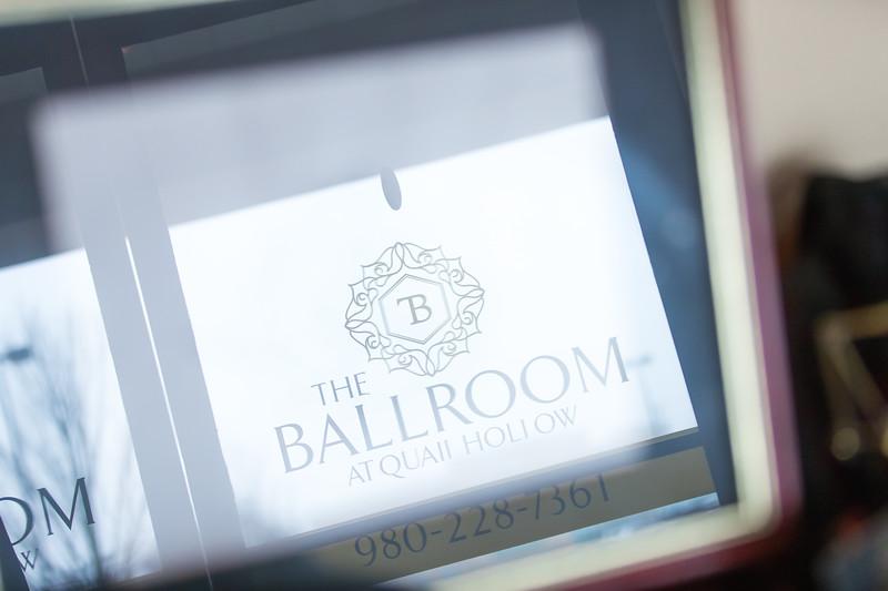 The Ballroom at Quail Hollow