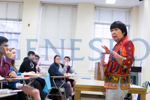 Jasmine Tang Chinese Class