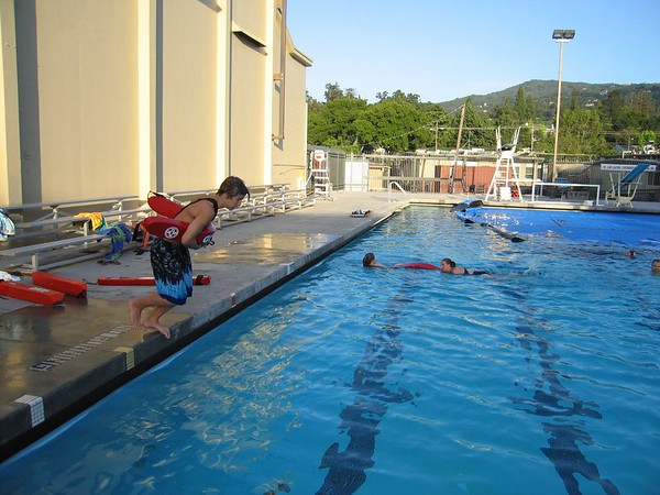 Lifeguard Instructor / Lifeguard Course, Los Gatos