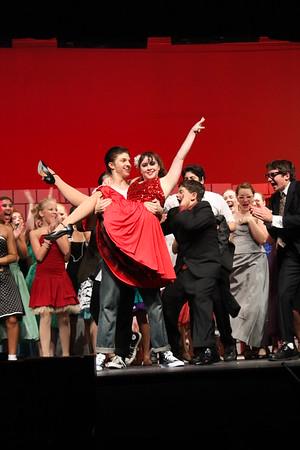 Grease Dress Rehearsal