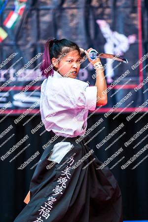 Jennifer Moyher - WOMAA Germany Tournament 2016