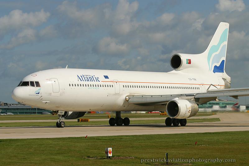 CS-TEB. Lockheed L-1011-385-3 TriStar 500. Euro Atlantic Airways. Manchester. 100503.