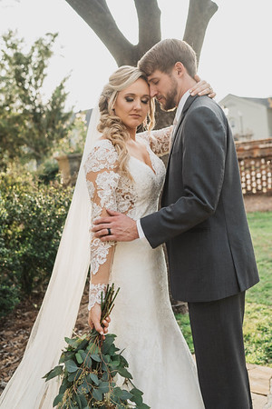 Amanda and Hunter Wedding
