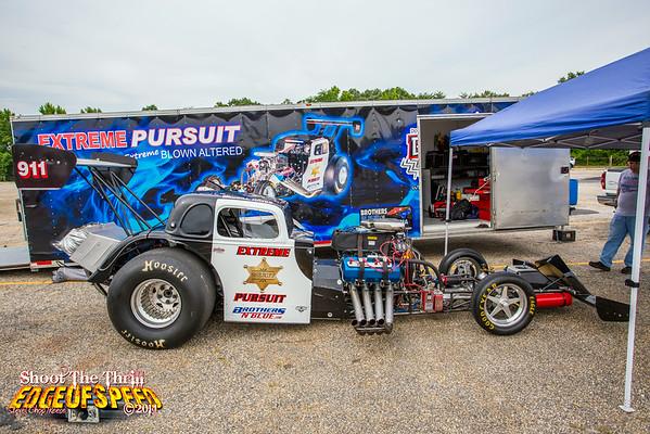 Capitol Nostalgia Funny Car Show 7-19-2014