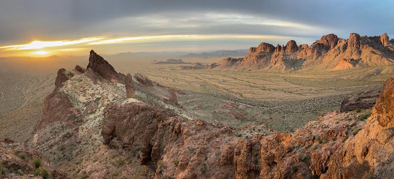 (2020 March 31-April 1). Kofa Queen Canyon.  Kofa NWR, Arizona.