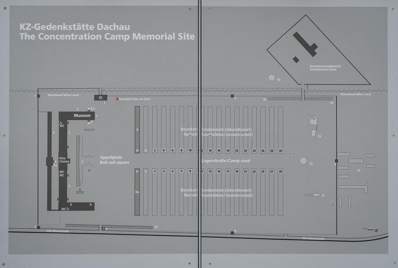 Memorial Site diagram