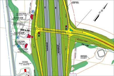 Exit 4A East Side Plans
