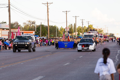 Socorro Homecoming Parade