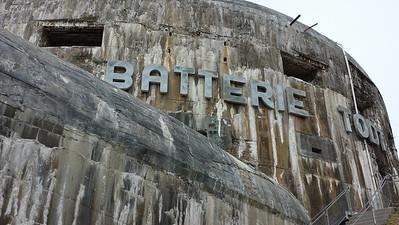 Todt Battery,Calais 2014.