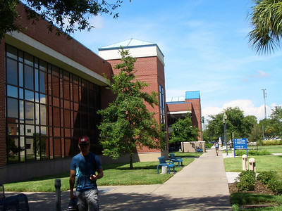 Gibbs students on campus