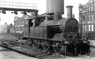 Webb LNWR 18in Tank Class 0-6-2T