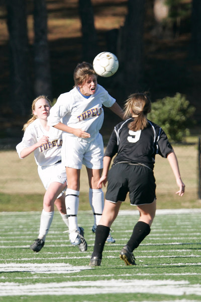 THS girls vs. Oak Grove State 5A Soccer Championship