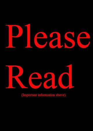 Please Read (click here)