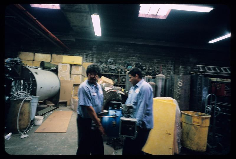 McKenna Boiler Works, Inc., Los Angeles, 2004