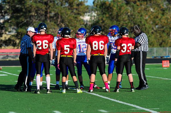 2012 CVHS Freshman vs. Fountain-Fort Carson