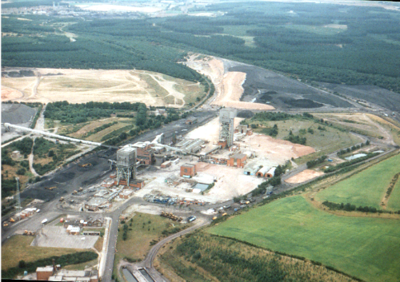 Coal Mines k-w