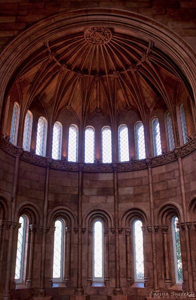 Smithsonian Castle interior