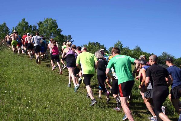 West Windsor Five & Dime Trail Run