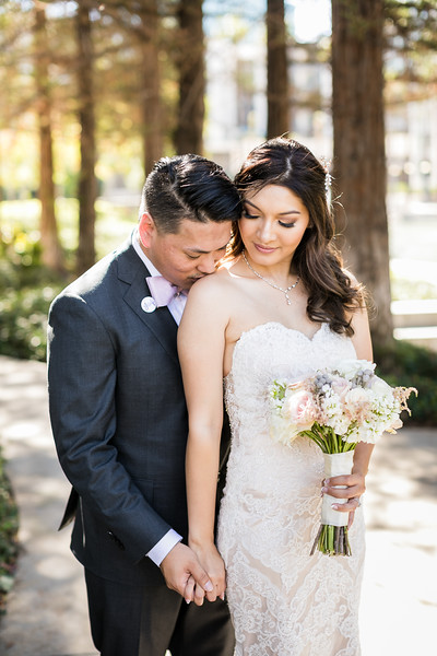 Avenue of the Arts Wedding | Costa Mesa | Anton and Jule