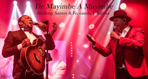 Anthony Santos & Fernando Villalona - De Mayimbe A Mayimbe