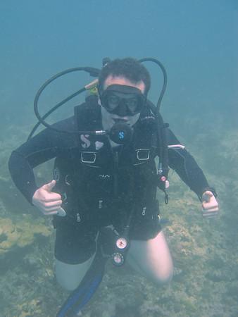 Diving in Florida