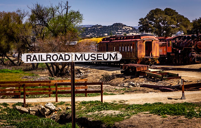 PPS - Railroad Museum, Campo - Mar 24, 2019