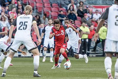 Ottawa Fury vs Toronto FC